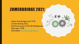 Zomerbridge 2021